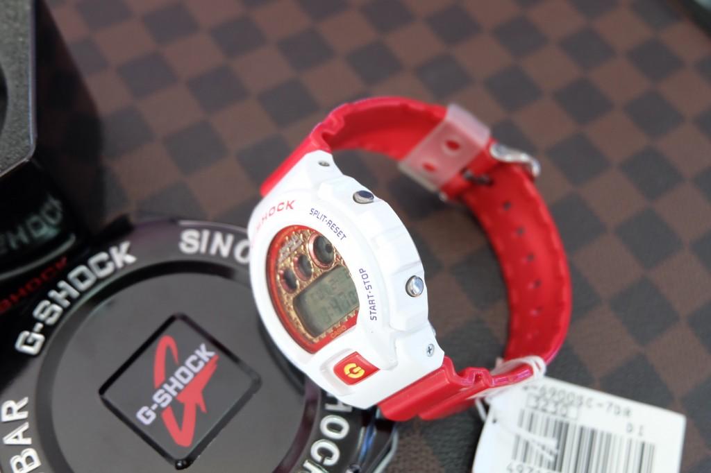 [G-Shock] DW 6900SC - 7 : ราคา 3,190