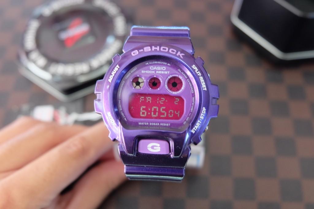 [G-Shock] DW 6900C - 6 : ราคา 3,250