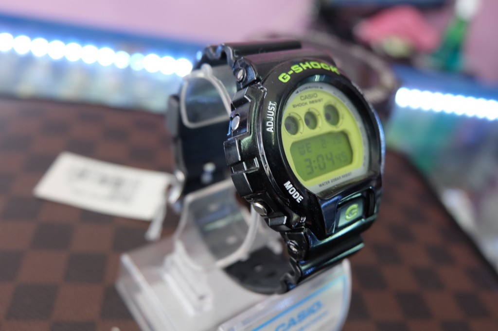 [G-Shock] DW 6900CS - 1DS
