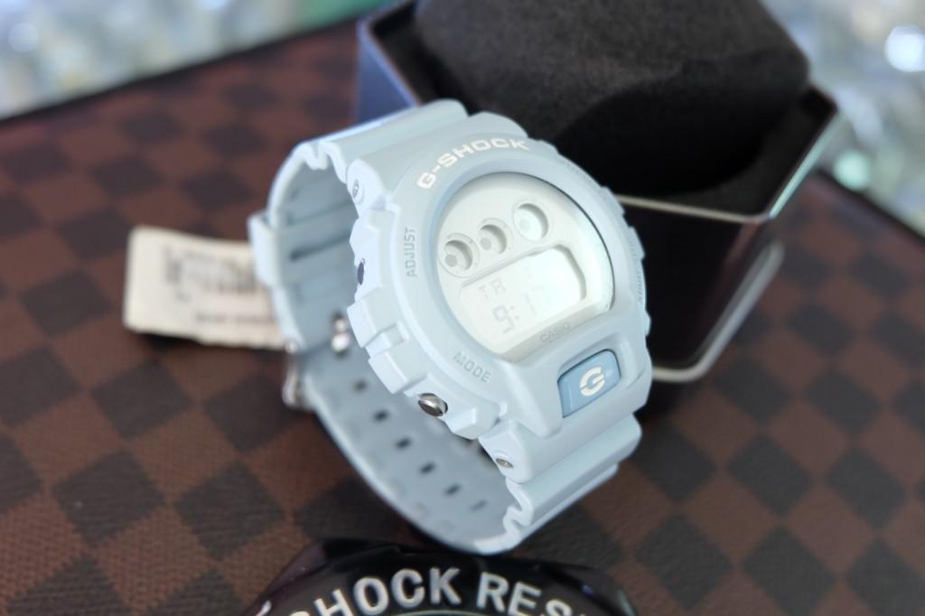 [G-Shock] DW 6900SG – 2DR : ราคา 2,890