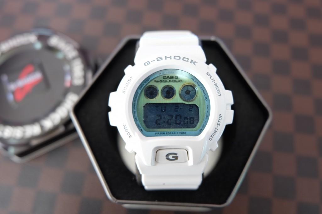 [G-Shock] DW 6900PL - 7 (Limited Edition) : ราคา 2,590