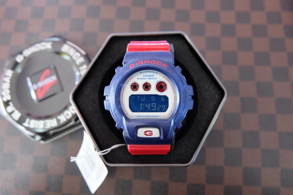 [G-Shock] DW 6900AC - 2DR : ราคา 2,890