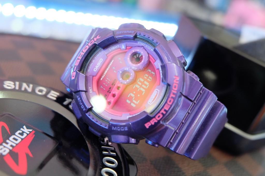 [G-Shock] GD 100SC - 6 : ราคา 3,150