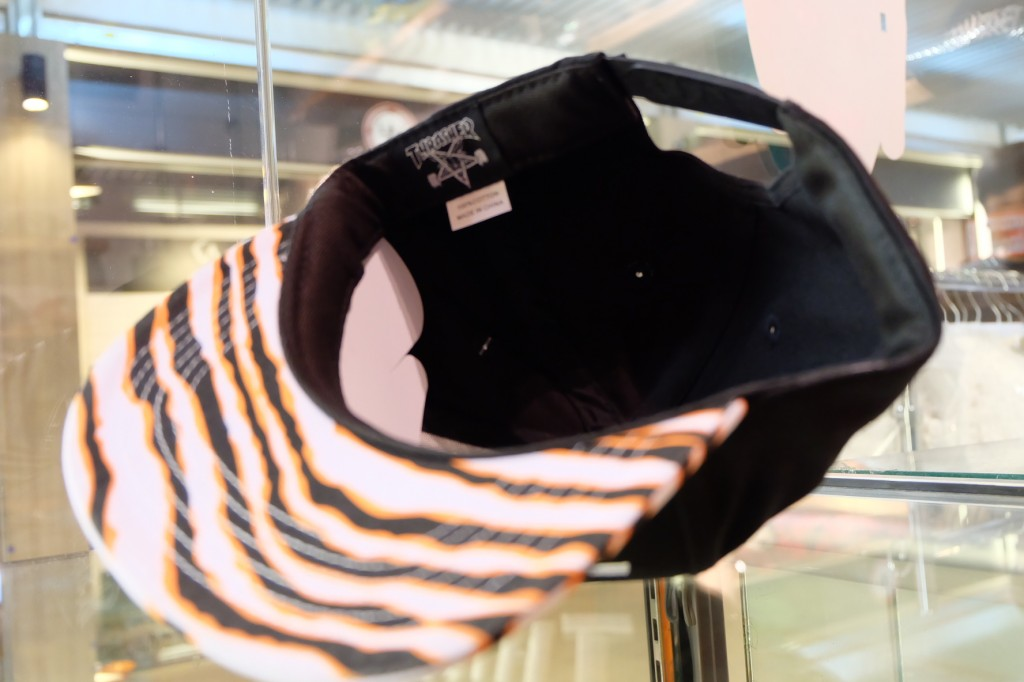 [THRASHER] Tiger Stripe : 1,390.-