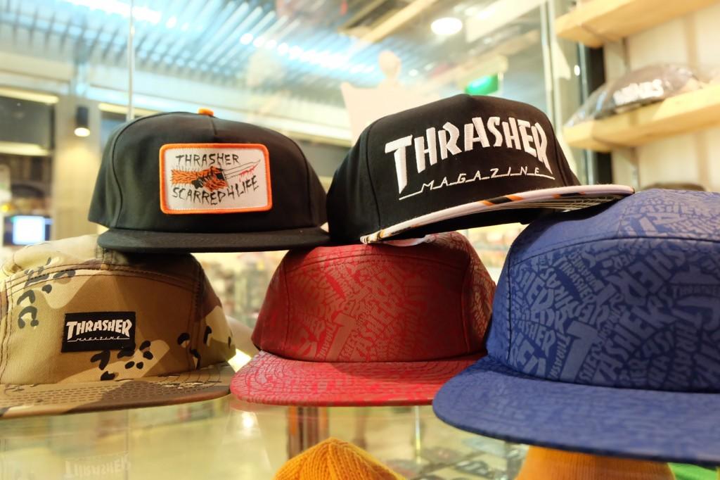 หมวก THRASHER (Snapback)