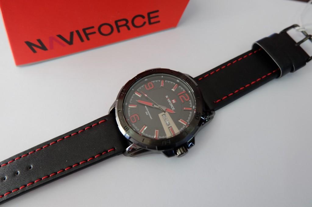 [NAVIFORCE] NF9055-BLA/RED : ราคา 790