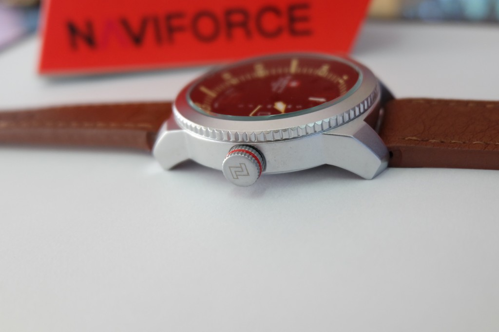 [NAVIFORCE] NF9062-BROW/Silver : ราคา 790