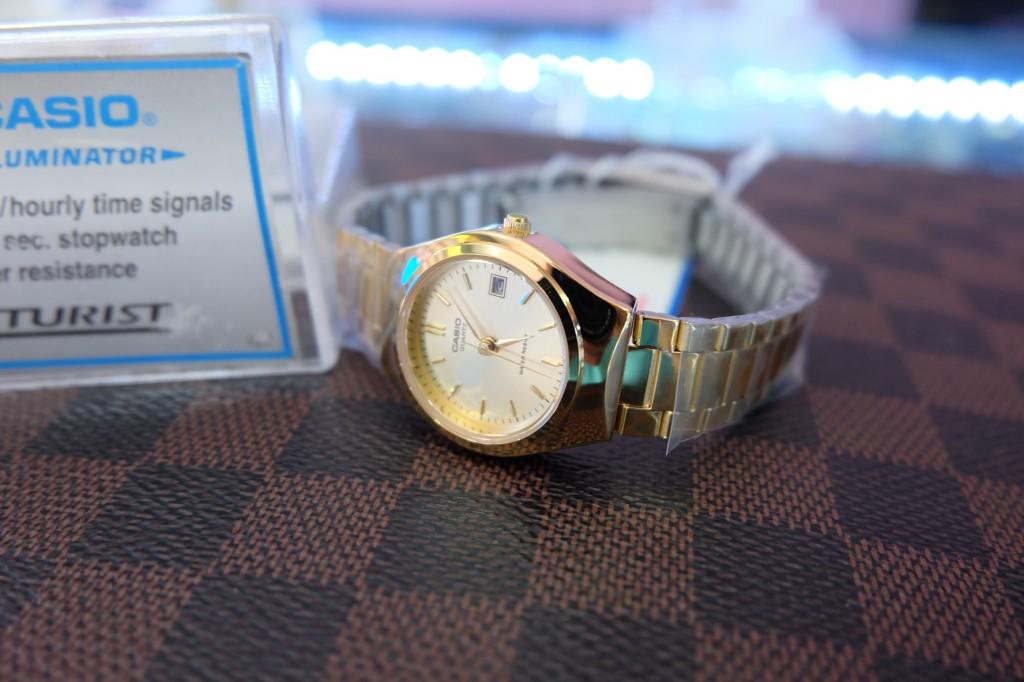 [CASIO] Standard MTP-1170N-7A - Gold : ราคา 1,190