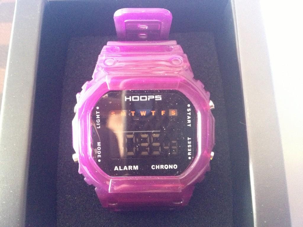 [HOOPS] 1232ME - Purple Metallic : ราคา 590
