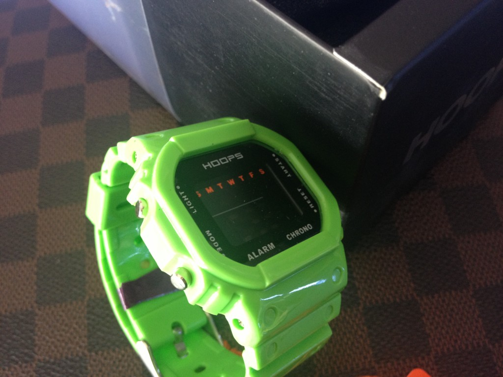 [HOOPS] 1232ME - Green : ราคา 590