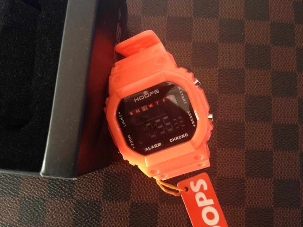 [HOOPS] 1232ME - Orange : ราคา 590