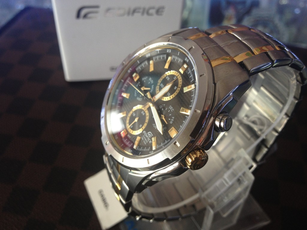 [EDIFICE] CASIO EDIFICE - EF 328SG 1AVUDF : ราคา 2,990.-