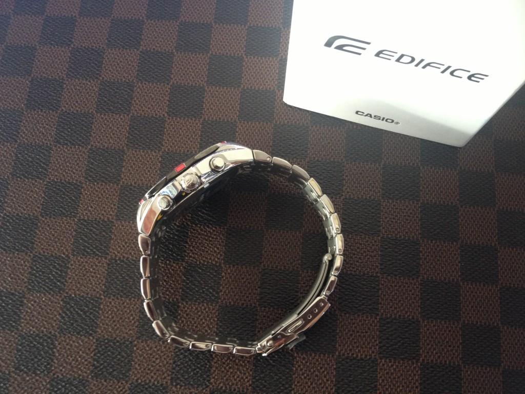[EDIFICE] CASIO EDIFICE - EF 540D 1A4 : ราคา 3,190.-