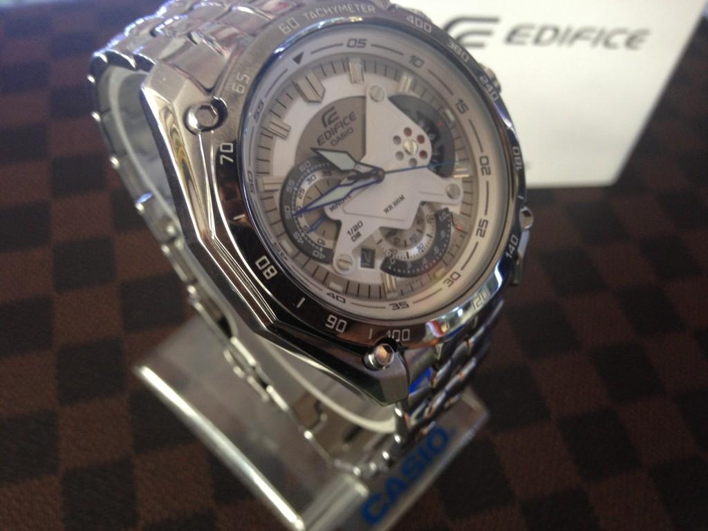 [EDIFICE] CASIO EDIFICE - EF 550D 7AV : ราคา 4,890.-