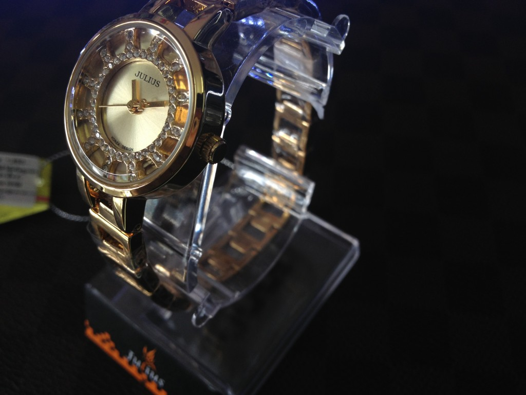 [Julius] JA-729 (Gold) : ลดเหลือ 1,190.-