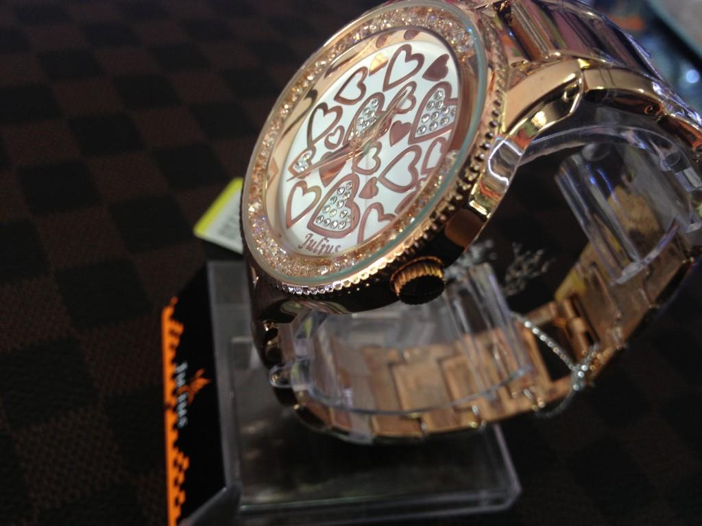 [Julius] JA-813 (Gold) : ลดเหลือ 1,390.-
