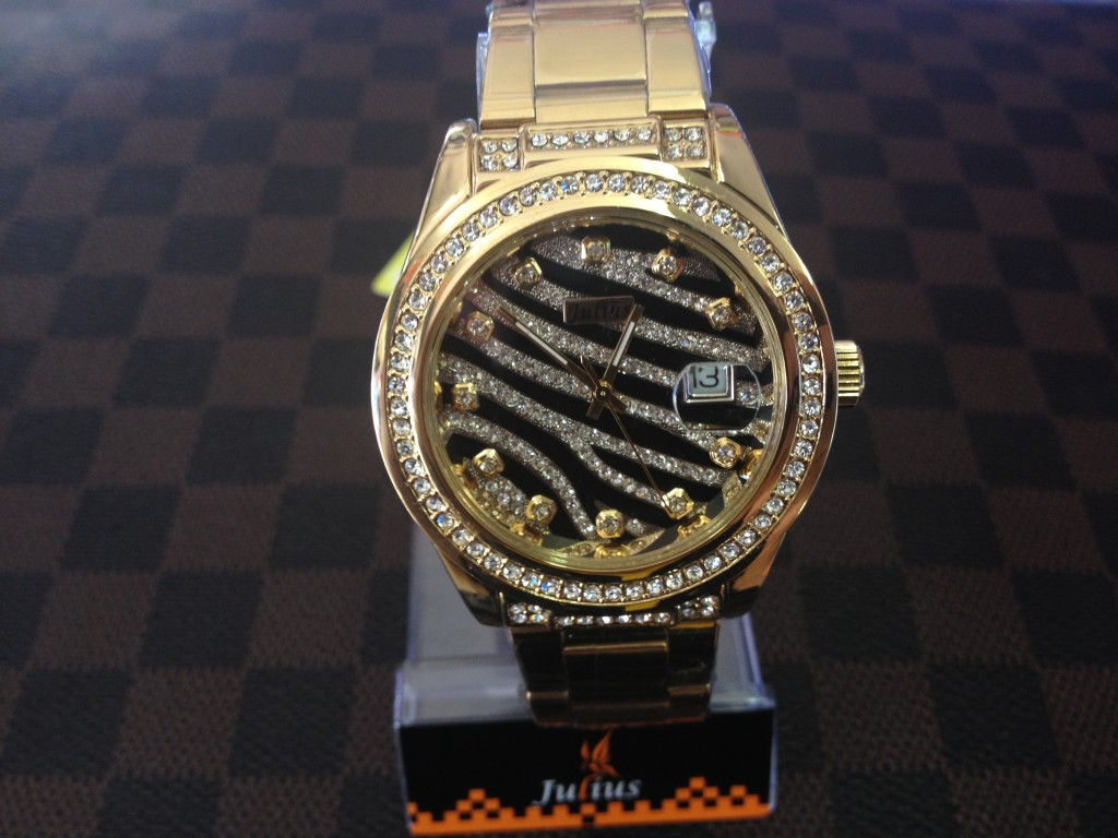 [Julius] JA-799 (Gold) : ลดเหลือ 1,790.-
