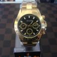 [Julius] JA-796(Gold)Dealerการันตี ของแท้ 100%ราคา: 3,150 ลดเหลือ: 2,490.-ประกัน: Dealer ประกัน 1 ปี+ ดูแลเครื่องหลังการขายทุกอาการ byWeSneaker.comระยะเวลา1ปีอุปกรณ์: Box Set, ใบรับประกัน[Julius] JA-796(Gold):นาฬิกาแฟชั่นคุณภาพเยี่ยมและสมรรถณะสูงสำหรับทุกเพศจากแบรนด์ดังJuliusถือเป็นนาฬิกาเกาหลีที่มีความนิยมไปทั่วโลกเลยก็ว่าได้สำหรับนาฬิกาจูเลียสเรือนนี้ ไม่ว่าจะเป็นคุณภาพของกระจกชั้นดีที่ทนต่อแรงกดทับได้สูงแบบไม่มีอาการปริหรือร้าวหรือจะเป็นตัวสายสแตนเลสสีสวยเปร่งปรั่งที่ให้ความหรูหราต่อผู้สวมใส่ได้เป็นอย่างดี ผนวกกับระบบ Water Resist หรือระบบกันน้ำลึกระดับ 30 เมตรที่รองรับทุกกิจกรรม Life Style เรียกได้ว่านาฬิกา Juliusแบรนด์นี้และเรือนนี้ถือได้ว่าเป็นตัวเลือกต้นๆที่คุณลูกค้าควรค่ากับการนำมาสวมใส่บนข้อมือของคุณจริงๆ คุณสมบัติ […]