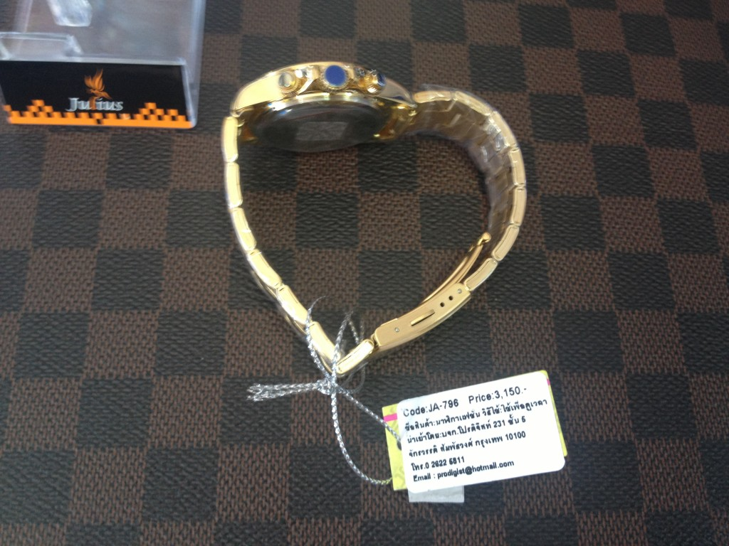 [Julius] JA-796 (Gold) : ลดเหลือ 1,890.-