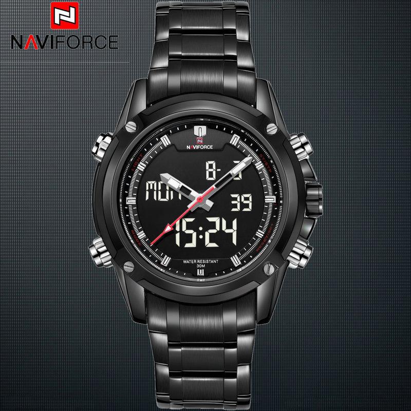 [NAVIFORCE] NF9050 – ฺฺBlack/White : ราคา 990