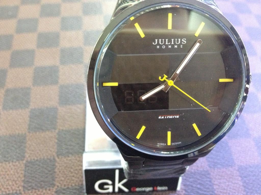 [Julius] JAH-016 (Black) : ลดเหลือ 2,440.-