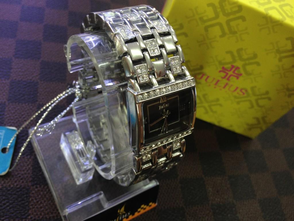[Julius] JA-648 (Silver) : ลดเหลือ 1,720.-
