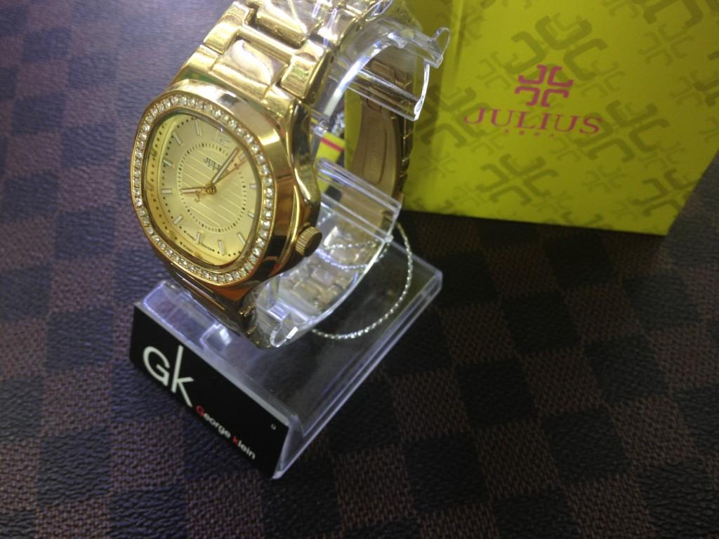 [Julius] JA-711 (Gold) : ลดเหลือ 1,960.-