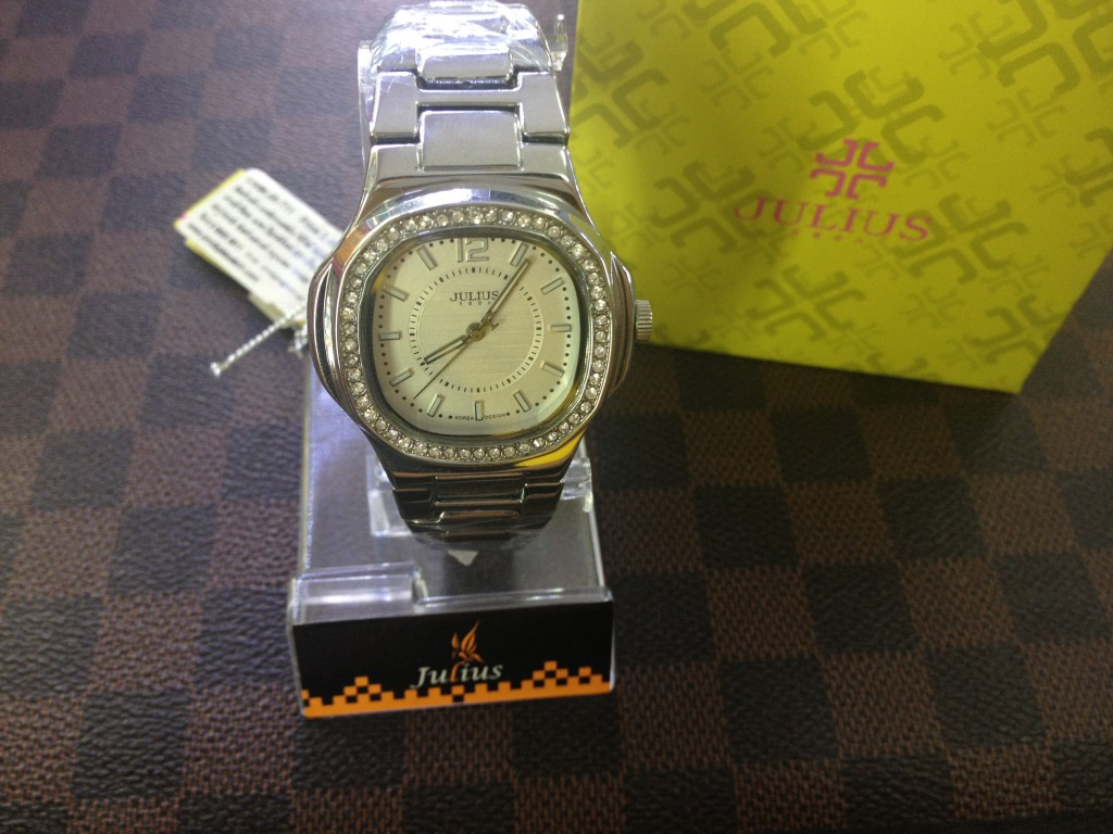 [Julius] JA-711 (Silver) : ลดเหลือ 1,960.-
