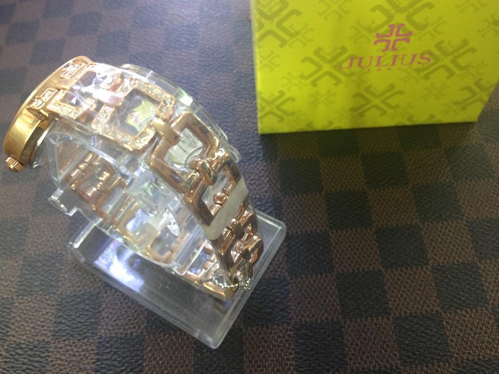 """[Julius] JA-645 (""""White/Gold) : ลดเหลือ 1,790.-"""