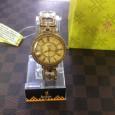 [Julius] JA-645 (True Gold)Dealerการันตี ของแท้ 100%ราคา:2,250 ลดเหลือ: 1,790.-ประกัน: Dealer ประกัน 1 ปี+ ดูแลเครื่องหลังการขายทุกอาการ byWeSneaker.comระยะเวลา1ปีอุปกรณ์: Box Set, ใบรับประกัน[Julius] JA-645 (True Gold):นาฬิกาแฟชั่นคุณภาพเยี่ยมและสมรรถณะสูงสำหรับคุณผู้หญิงจากแบรนด์ดังJuliusถือเป็นนาฬิกาเกาหลีที่มีความนิยมไปทั่วโลกเลยก็ว่าได้สำหรับนาฬิกาจูเลียสเรือนนี้ ไม่ว่าจะเป็นคุณภาพของกระจกชั้นดีที่ทนต่อแรงกดทับได้สูงแบบไม่มีอาการปริหรือร้าวหรือจะเป็นตัวสายสแตนเลสสีสวยเปร่งปรั่งที่ให้ความหรูหราต่อผู้สวมใส่ได้เป็นอย่างดี ผนวกกับระบบ Water Resist หรือระบบกันน้ำลึกระดับ 30 เมตรที่รองรับทุกกิจกรรม Life Style […]