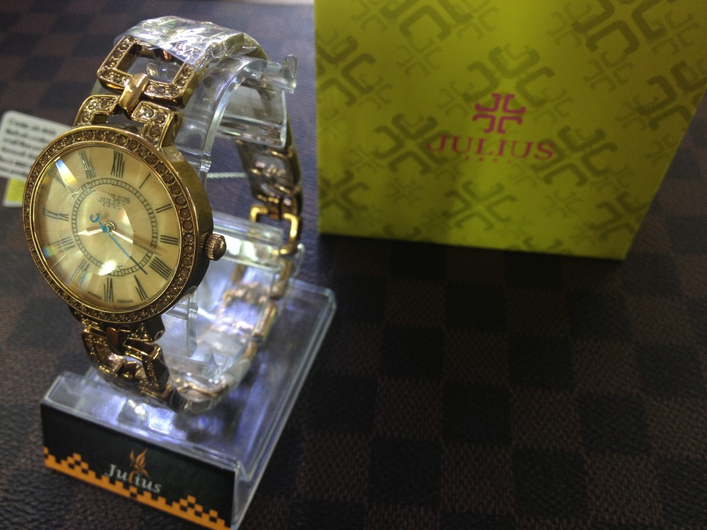 [Julius] JA-645 (True Gold) : ลดเหลือ 1,790.-