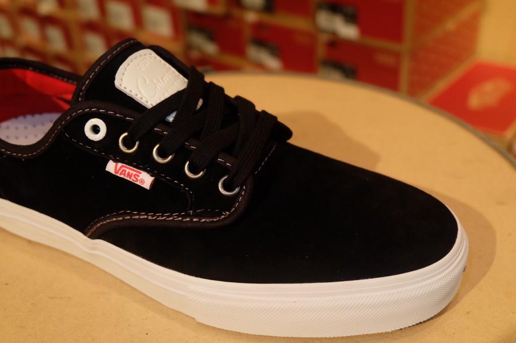 "VANS ""Chima Ferguson PRO - (Real Skateboards) Black"" : Price 3,100.-"