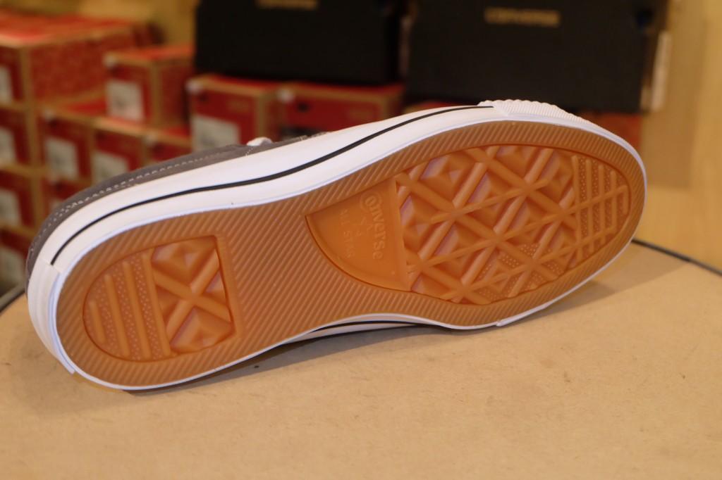 """รองเท้า Consverse """"One Star Skate OX - Charcoal/Black"""" : Price 3,500.-"""