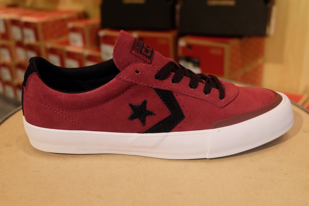 "รองเท้า Consverse CONS ""Storrow Ox - Deep Bordeau"" : Price 3,500.-"