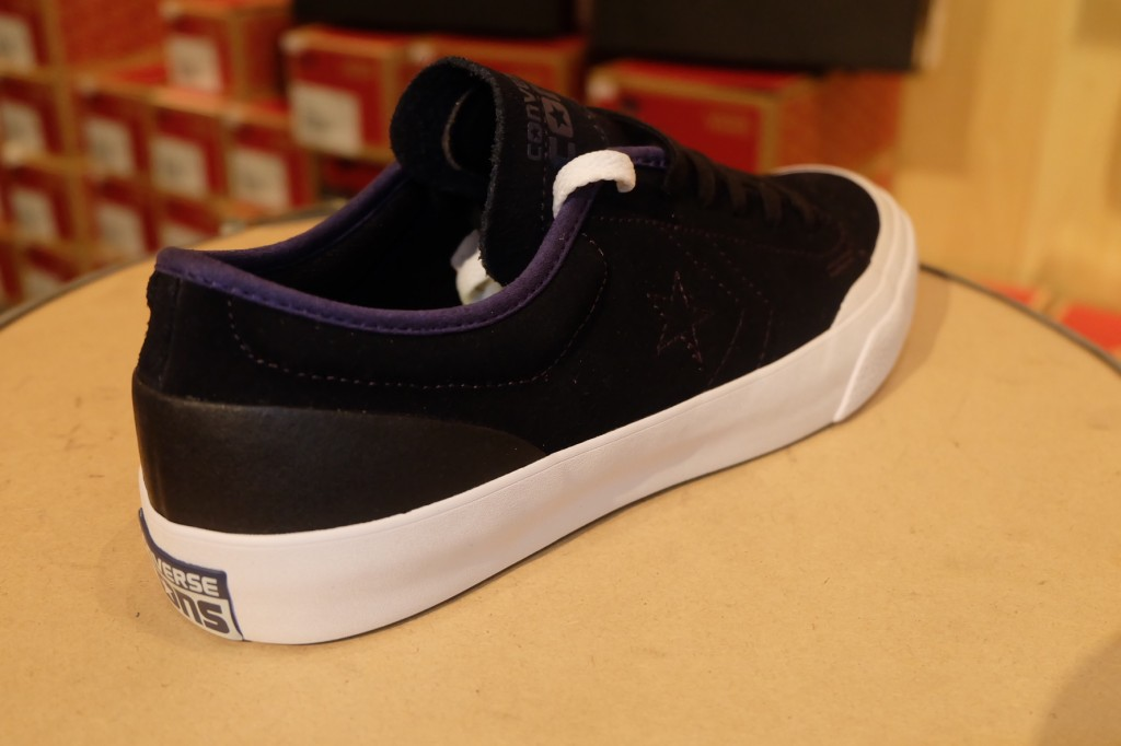 "รองเท้า Consverse ""Sumner Ox - Black/Night"" : Price 3,500.-"