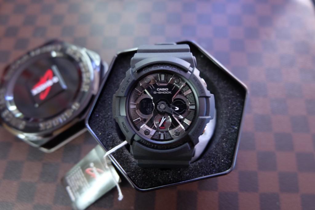 [G-Shock] GA 201 – 1ADR ราคา : 4,950.-
