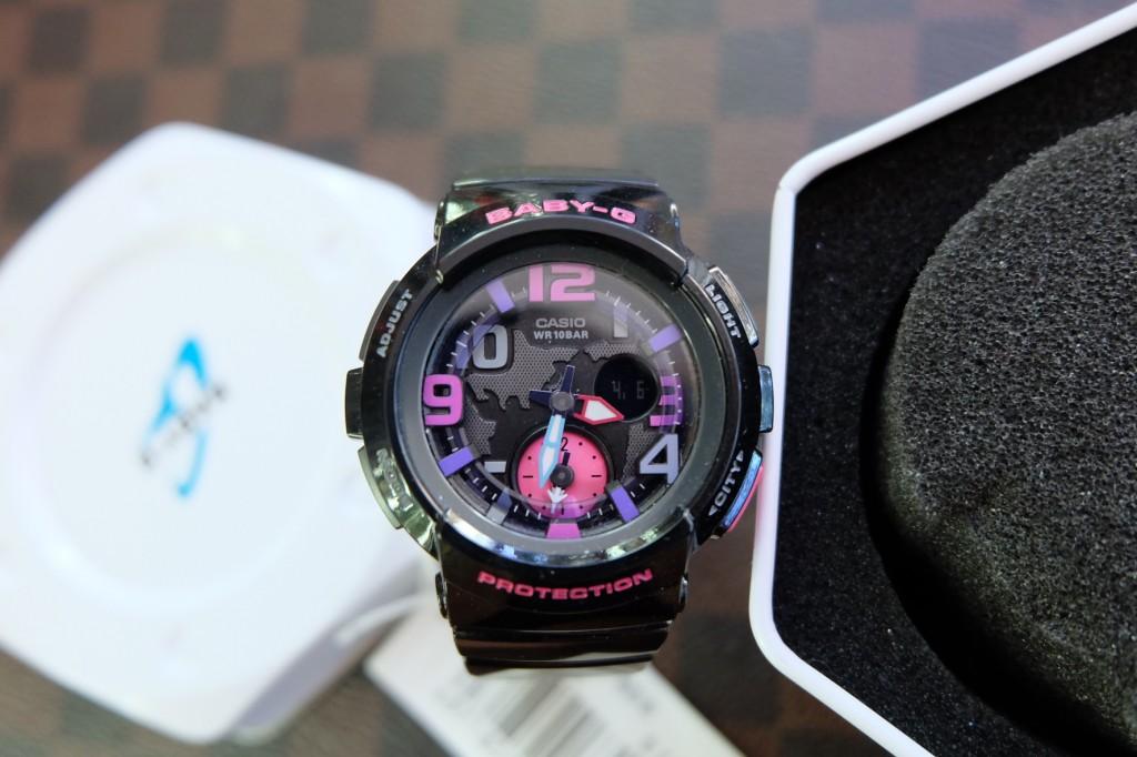 [BABY-G] BGA 190 – 1B ราคา : 3,750.-