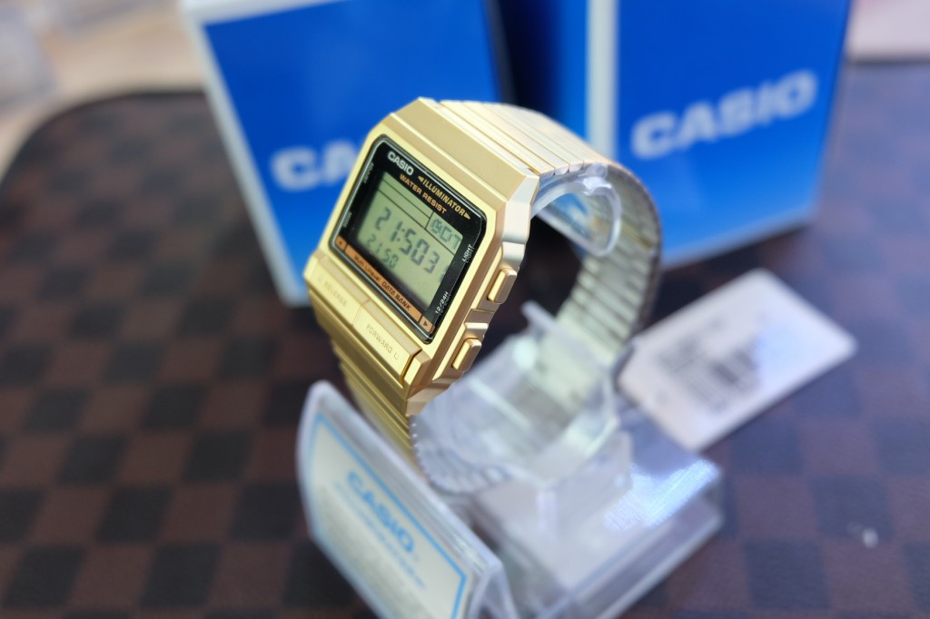 [CASIO] DB 380G 1DF : ราคา 1,790.-