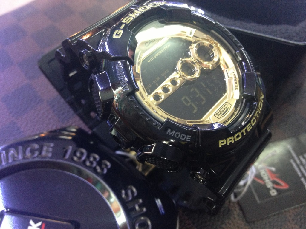 [G-Shock] GD 100GB - 1DR ราคา : 3,550.-