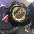 [G-Shock]GD 100GB – 1DR (Limited Edition – Black x Gold Series)CMG การันตี ของแท้ 100%ราคา: 3,550ประกัน: ศูนย์ CMG + ดูแลเครื่องหลังการขายทุกอาการ byWeSneaker.comระยะเวลา1ปีอุปกรณ์: Box Set, คู่มือ Manual, ใบรับประกัน[Black x Gold SeriesGD 100GB]ดิจิตอลมาตรฐานผลงานสุดพิเศษจากซีรีย์ […]