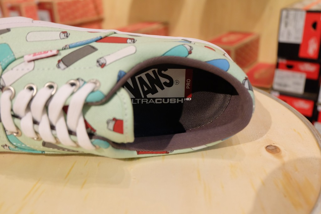 "VANS ""Era PRO - (Lighters) - Light Green"" : Price 3,000.-"