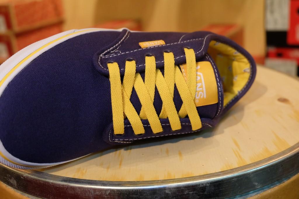 "VANS ""Atwood - (Varsity) Blue/Yellow"" : Price 2,300.-"
