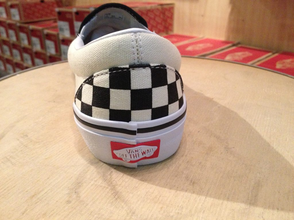 "VANS ""Slip-On PRO (50th) '82 Checkerboard"" : Price 3,600.-"