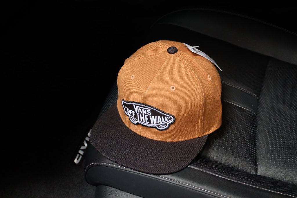 [VANS] Classic Patch Snapback Cap - Rubber/Black : Price 1,250.-