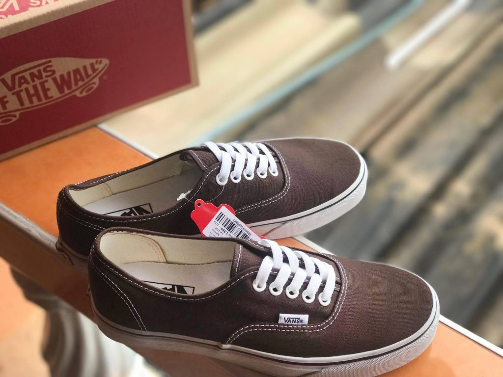 VANS Authentic - Espresso : Price 1,880.-