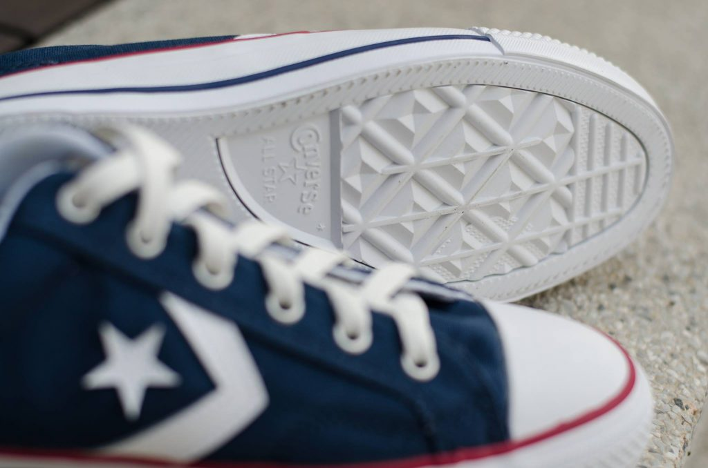 Converse Star Player Ox - Navy : Price 1,800.-
