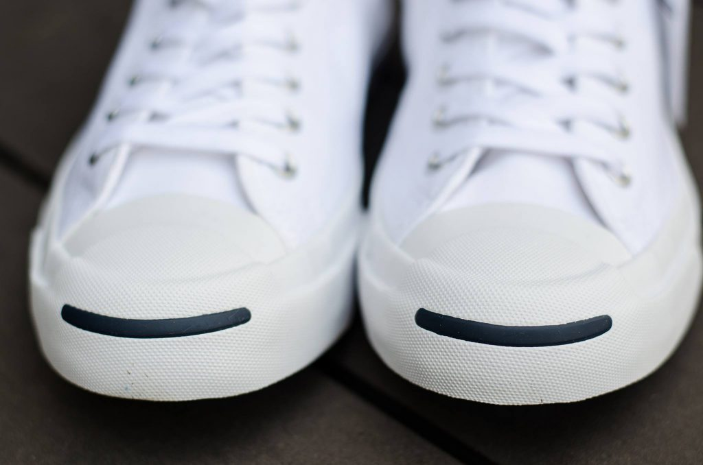 Converse Jack Purcell Ox - White (Classic) : Price 2,400.-