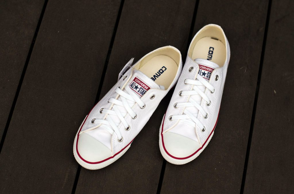 Converse All Star Dainty Ox - White (Classic) : Price 1,550.-