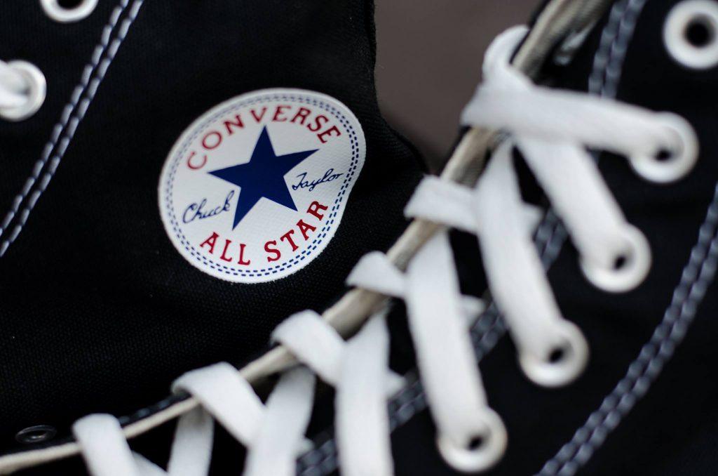 Converse All Star Hi - Black (Classic) : Price 1,750.-