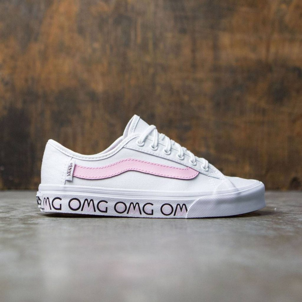 VANS Black Ball SF - (OMG) White : Price 2,900.-